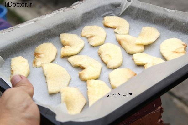 سیب خشک مشهد