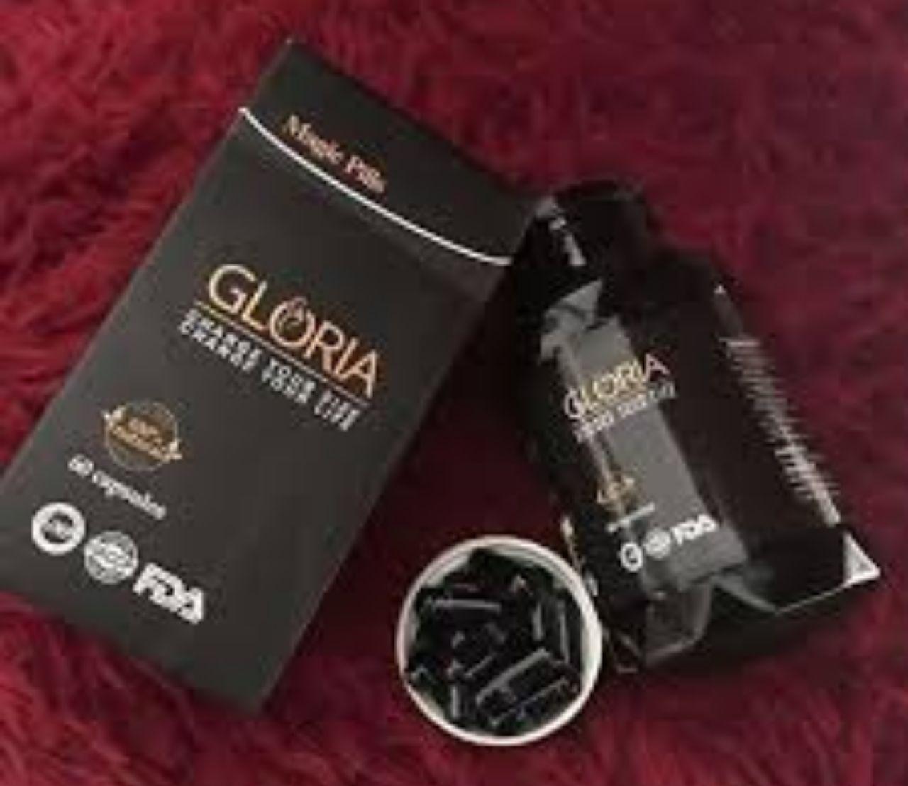 قرص گیاهی گلوریا لاغری ساخت اسپانیا